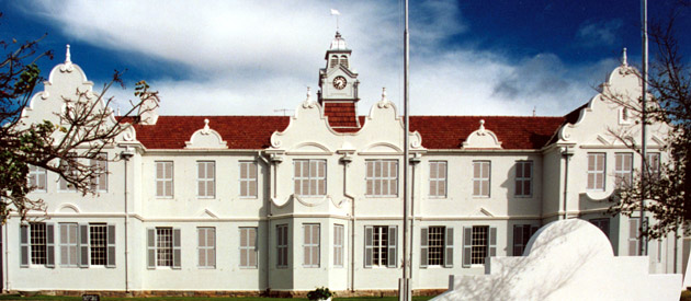 Why A Bed And Breakfast In Graaff-Reinet?