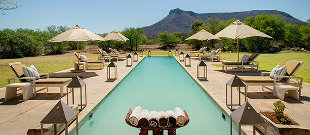 Samara Private Game Reserve - Graaff-Reinet accommodation - Eastern Cape